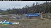 Archived image Webcam Westridge Warming Hut 13:00