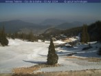 Archiv Foto Webcam Bergstation Clos de la Balme Sessellift 04:00