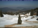 Archiv Foto Webcam Bergstation Clos de la Balme Sessellift 06:00