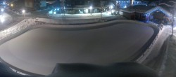 Archived image Webcam Les Gets - City Center 00:00
