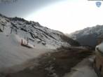 Archiv Foto Webcam Flégère am Südhang des Mont-Blanc 00:00