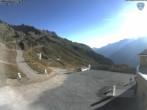 Archiv Foto Webcam Flégère am Südhang des Mont-Blanc 02:00