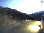 Archiv Foto Webcam Flégère am Südhang des Mont-Blanc 01:00