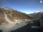 Archiv Foto Webcam Flégère am Südhang des Mont-Blanc 07:00