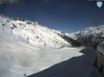 Archiv Foto Webcam Flégère am Südhang des Mont-Blanc 06:00