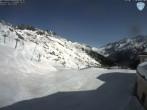 Archiv Foto Webcam Flégère am Südhang des Mont-Blanc 10:00