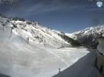 Archiv Foto Webcam Flégère am Südhang des Mont-Blanc 14:00