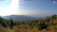 Archived image Webcam Großer Arber mountain (south) 04:00