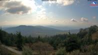 Archived image Webcam Großer Arber mountain (south) 06:00