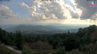 Archived image Webcam Großer Arber mountain (south) 10:00