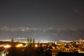 Archiv Foto Webcam Sistrans Nord: Blick nach Innsbruck 18:00