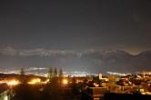 Archiv Foto Webcam Sistrans Nord: Blick nach Innsbruck 20:00