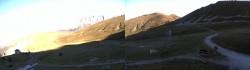 Archived image Webcam Autannes chair lift - Top Station 02:00