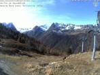 Archiv Foto Webcam Kabinenbahn Vallorcine 07:00