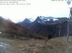 Archiv Foto Webcam Kabinenbahn Vallorcine 11:00