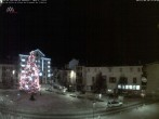 Archived image Webcam City center of Chamonix 20:00