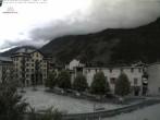 Archived image Webcam City center of Chamonix 02:00
