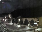 Archiv Foto Webcam Chamonix Ortszentrum 01:00