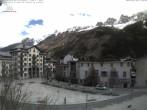 Archived image Webcam City center of Chamonix 08:00