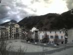 Archived image Webcam City center of Chamonix 12:00