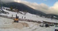 Archiv Foto Webcam Autrans - Blick über das Dorf 08:00