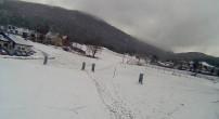 Archived image Webcam Autrans village: parking place 08:00