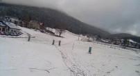 Archived image Webcam Autrans village: parking place 10:00