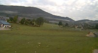 Archiv Foto Webcam Autrans - Blick über das Dorf 02:00