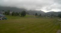 Archiv Foto Webcam Autrans - Blick über das Dorf 14:00