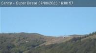 Archiv Foto Webcam Super Besse 10:00