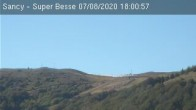 Archiv Foto Webcam Super Besse 12:00