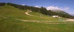 Archiv Foto Webcam Serre Ratier Panorama 04:00