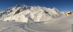 Archived image Webcam Serreche Ratier mountain station 04:00