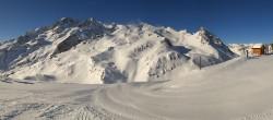 Archived image Webcam Serreche Ratier mountain station 06:00