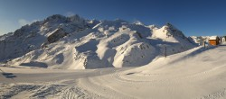 Archived image Webcam Serreche Ratier mountain station 08:00