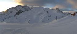 Archived image Webcam Serreche Ratier mountain station 10:00