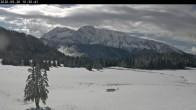 Archiv Foto Webcam Langlauf Plateau Arselle 04:00