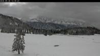 Archiv Foto Webcam Langlauf Plateau Arselle 06:00