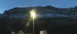 Archived image Webcam Panoramic view of Flaine 00:00