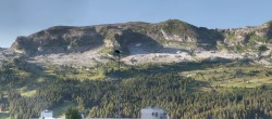 Archived image Webcam Panoramic view of Flaine 02:00