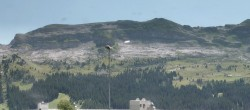 Archived image Webcam Panoramic view of Flaine 08:00