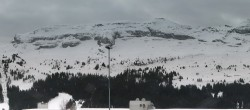 Archived image Webcam Panoramic view of Flaine 04:00