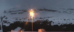 Archived image Webcam Panoramic view of Flaine 12:00