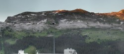 Archiv Foto Webcam Panoramablick über Flaine 00:00