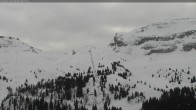Archived image Webcam Gondel Les Grandes Platières, Flaine 04:00
