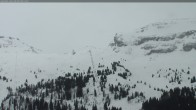 Archived image Webcam Gondel Les Grandes Platières, Flaine 06:00