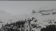 Archived image Webcam Gondel Les Grandes Platières, Flaine 10:00
