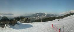 Archiv Foto Webcam Snowpark La Clusaz 10:00