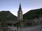 Archived image Webcam View of Clusaz village 00:00