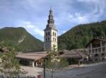 Archived image Webcam View of Clusaz village 02:00